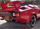 Photo Lamborghini Countach 1980