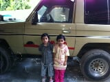 Photo Toyota Land Cruiser Jeep 3 Door, Very Good...