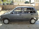 Photo Suzuki mehran VXR 2012 grey color for sale -...