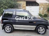 Photo Mitsubishi Pajero Mini 2006 for Sale in Multan