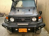 Photo Toyota Land Cruiser RKR 1989