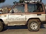 Photo Toyota Land Cruiser 1992