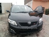 Photo New Car Toyota Model Corolla Xli For Sale