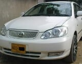 Photo TOYOTA Corolla GLI 50% ORGINAL COLOUR for sale...