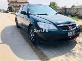 Photo Honda Civic EXi 2005 for Sale in Chakwal