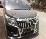 Photo Toyota Noah S G EDITION 2014 for Sale in Karachi