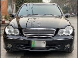 Photo Mercedes Benz C Class C180 2005
