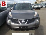 Photo Nissan Juke Export From Japan