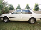 Photo Nissan Sunny Imported from Japan in 1985 white...
