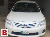 Photo Toyota corolla xli 2013 on easy installment