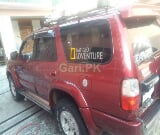 Photo Toyota Surf SSR-G 2.7 1997 for Sale in Kohat