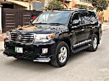 Photo Used TOYOTA Land Cruiser AXG 2010