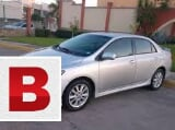 Photo Toyota corolla gli 2008 on easy installment