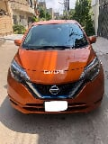 Photo Nissan Note VXR 2016 for Sale in Lahore