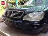 Photo Mercedes 116 converted into 2003 S600
