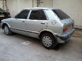 Photo Daihatsu Charade 1982 G10 silver color for sale...
