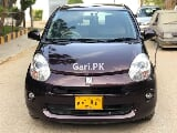 Photo Toyota Passo 2012 for Sale in Karachi