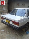 Photo Nissan Sunny 87/88