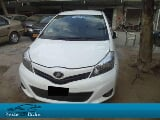 Photo Used Toyota Vitz - Car for Sale from Rameen...