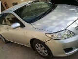Photo Toyota carolla gli 2009