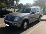 Photo Mercury Mountaineer GCC 2008 grey color for...
