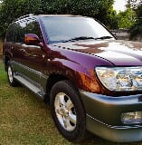 Photo Toyota Land Cruiser Amazon 4.2D 1998