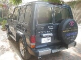 Photo TOYOTA Land cruiser Prado 1990 3 door BLUE...