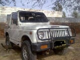 Photo Suzuki Jeep good condition Model 1983-84 white...