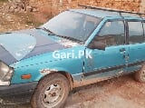 Photo Suzuki Swift 1989 for Sale in Islamabad