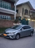 Photo Toyota Corolla GLI 2015 for Sale in Islamabad