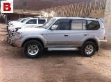 Photo Toyota land cruiser TZ